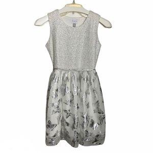 CHILDREN'S PLACE Shimmer Flare Dress